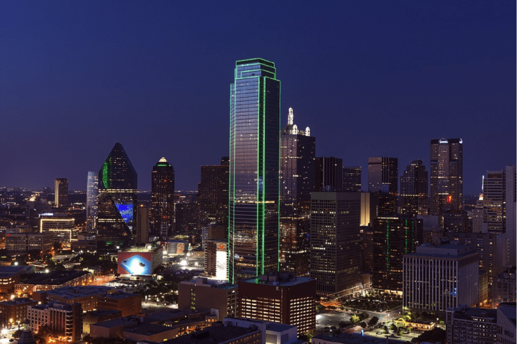 Dallas for an upscale getaway