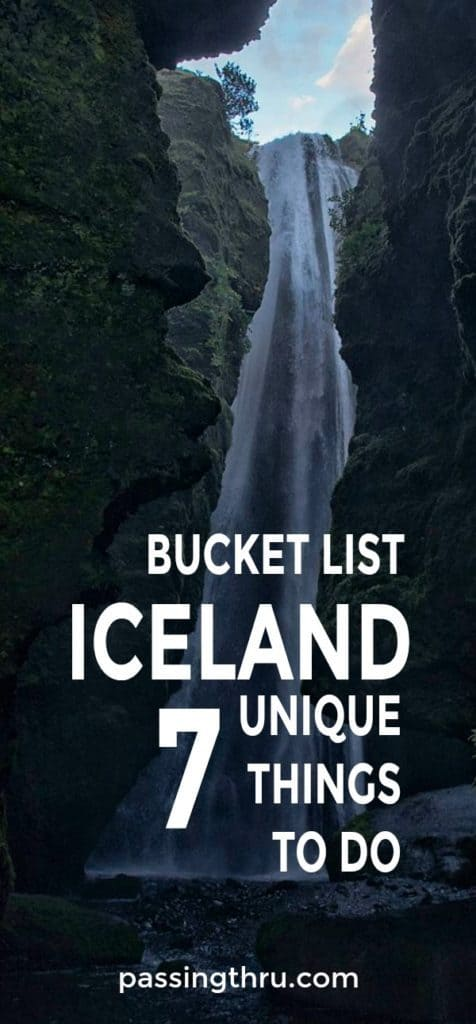 Building a Bucket List of Unique Things to Do in Iceland with Off the Path Iceland Attractions