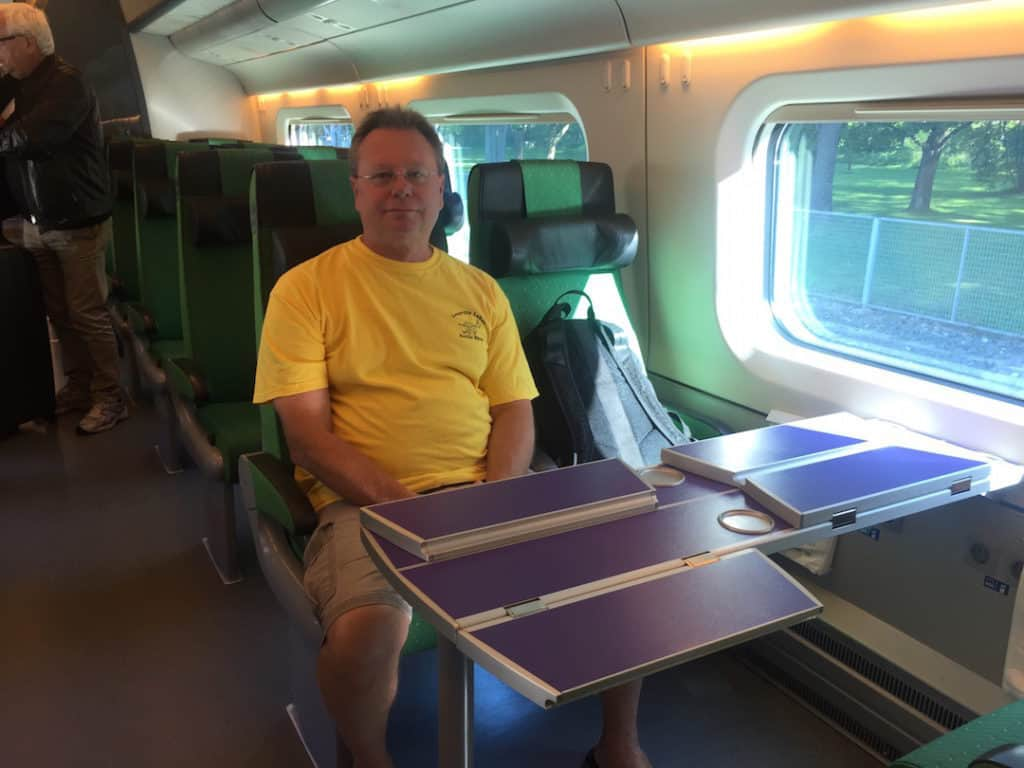 How to Tour Europe by Train Using Eurail First Class Passes