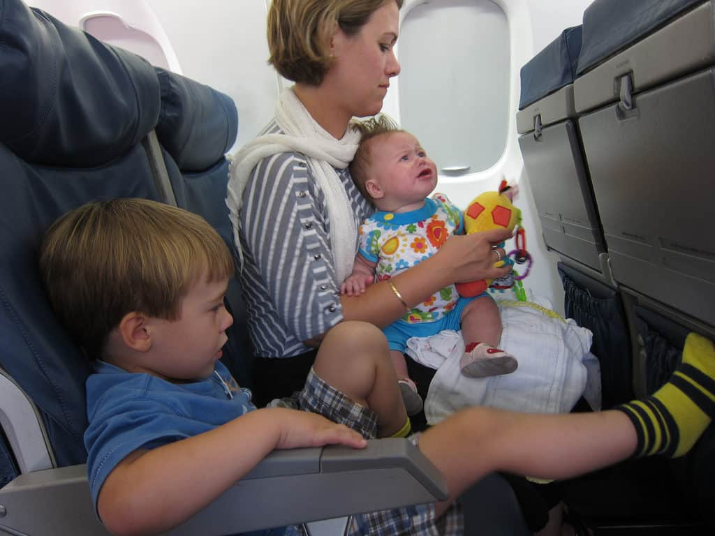 planning and preparing for your chlid's first vacation
