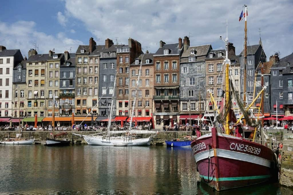 off the path in europe honfleur