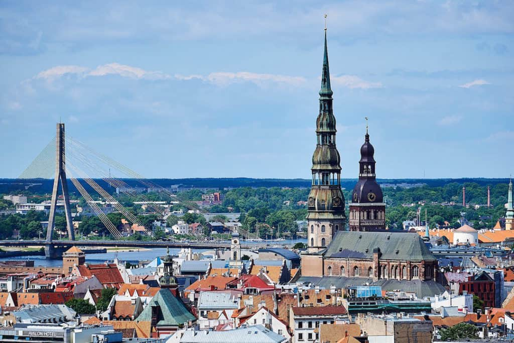 best off the path destinations in europe riga