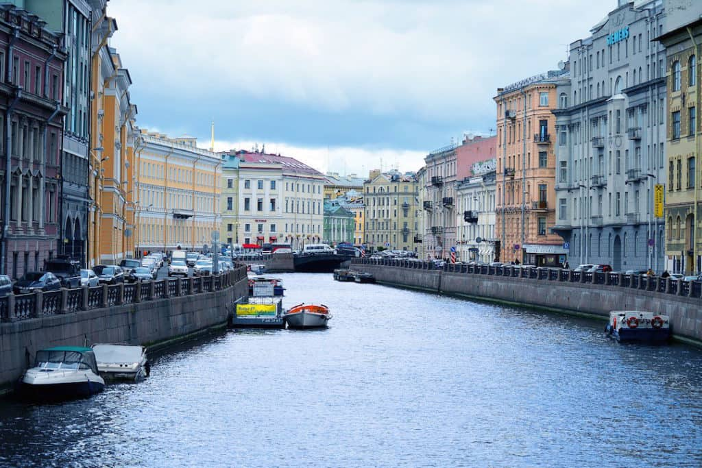 emerging destinations in europe st petersburg