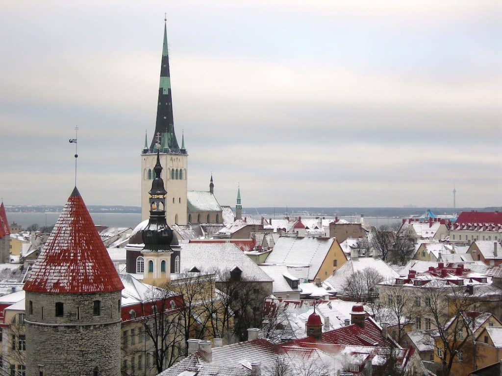 best off the path destinations in europe tallinn