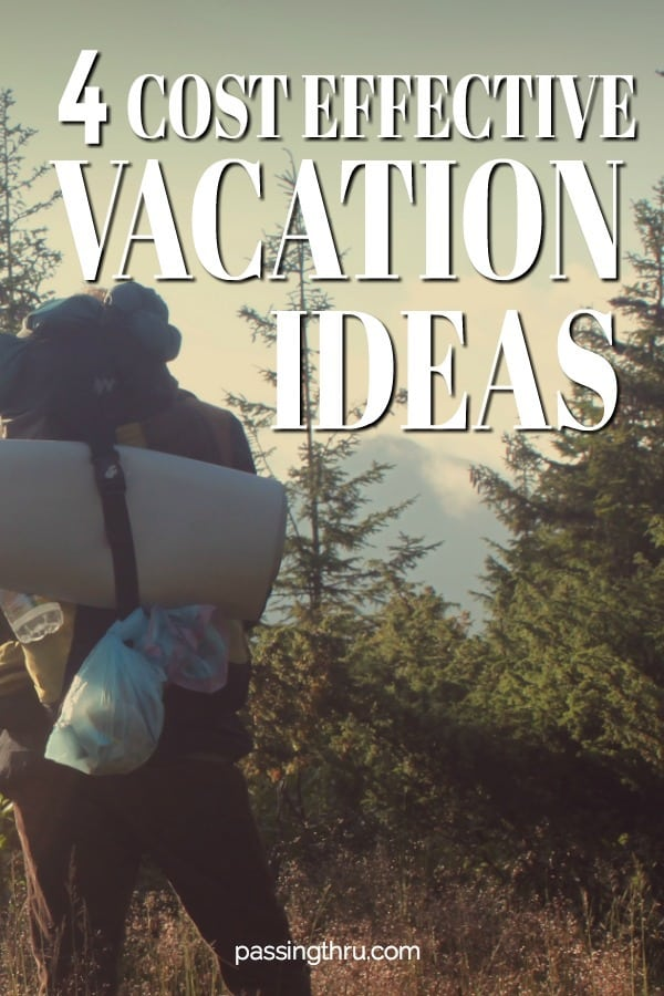 Looking For Alternative Vacation Ideas?