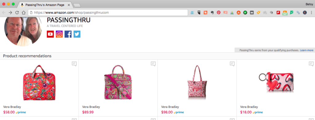 When Looking for the Best Carry On Luggage Vera Bradley Can Be a Winner
