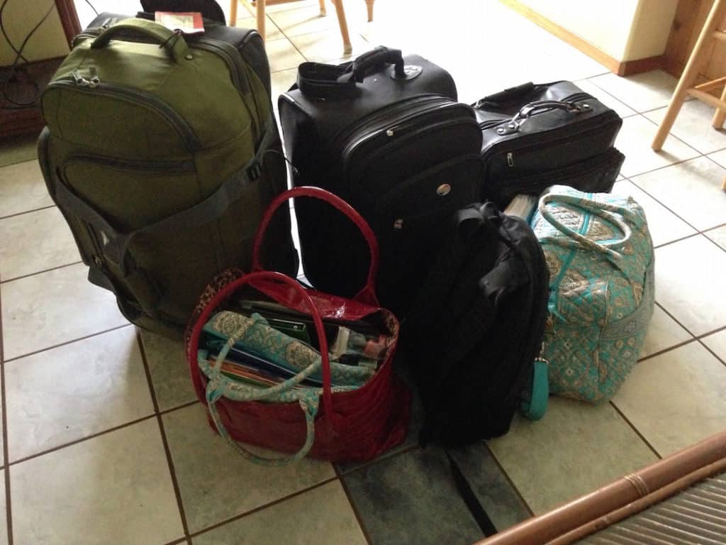 32c575a9a9 When Looking for the Best Carry On Luggage Vera Bradley Can Be a ...