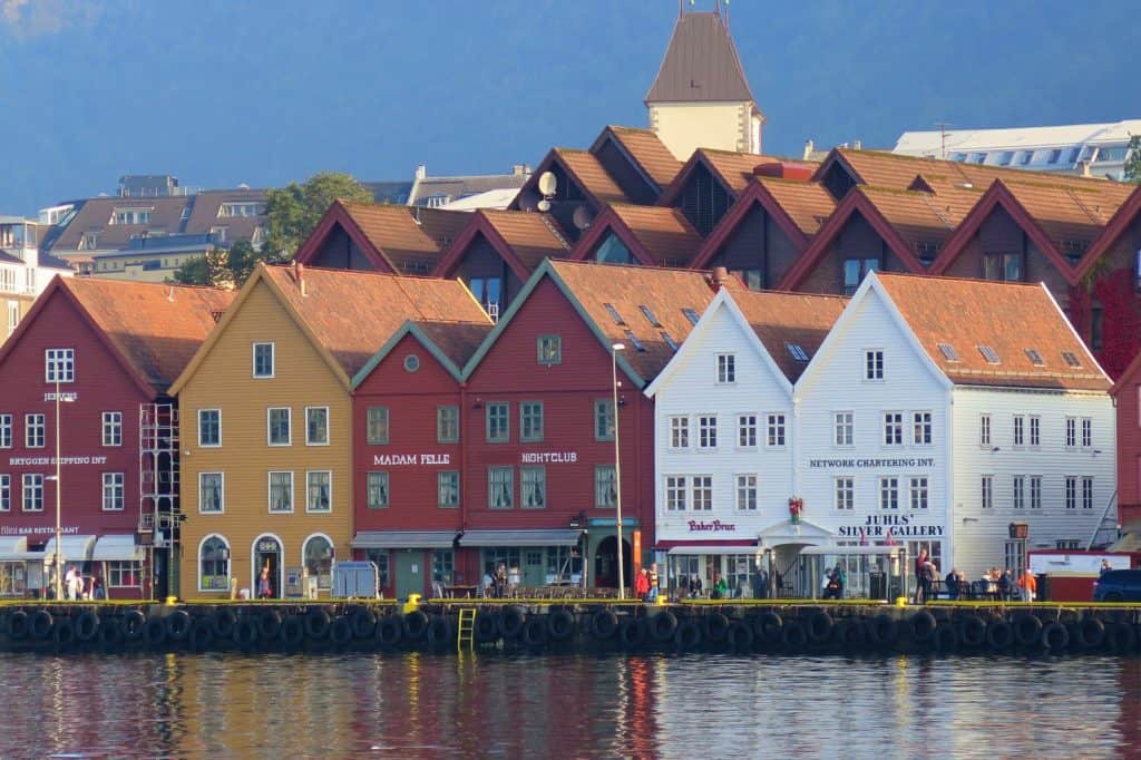 hotels bergen norway