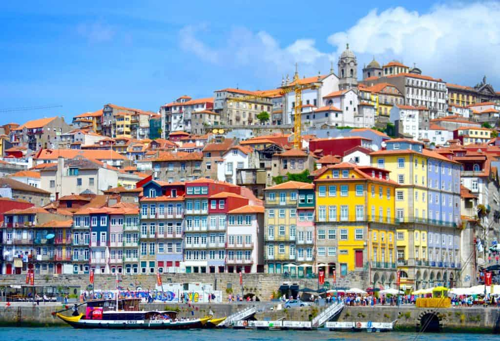 reasons to visit portugal - porto