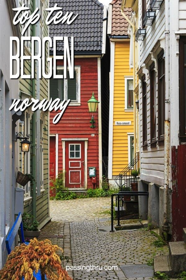 where to stay in bergen norway
