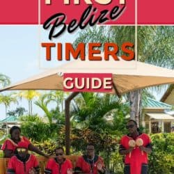 First Timers Guide to Belize: fun things to do in #belize and things to know when traveling to Belize #belizetravel #belizevacation #centralamerica #travel #travelblogger