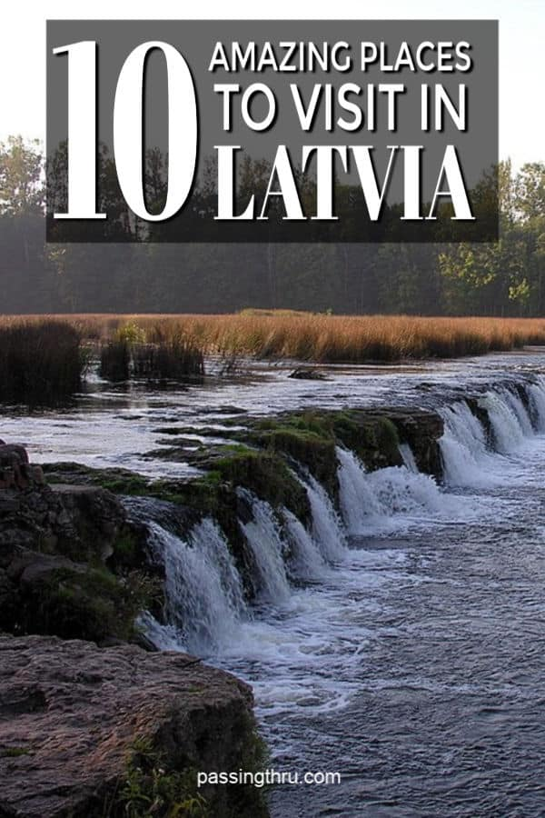10 amazing places to visit in Latvia