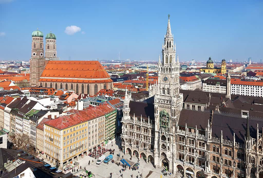 Best Day Trips from Munich and City Sightseeing: Munich First Timers Guide