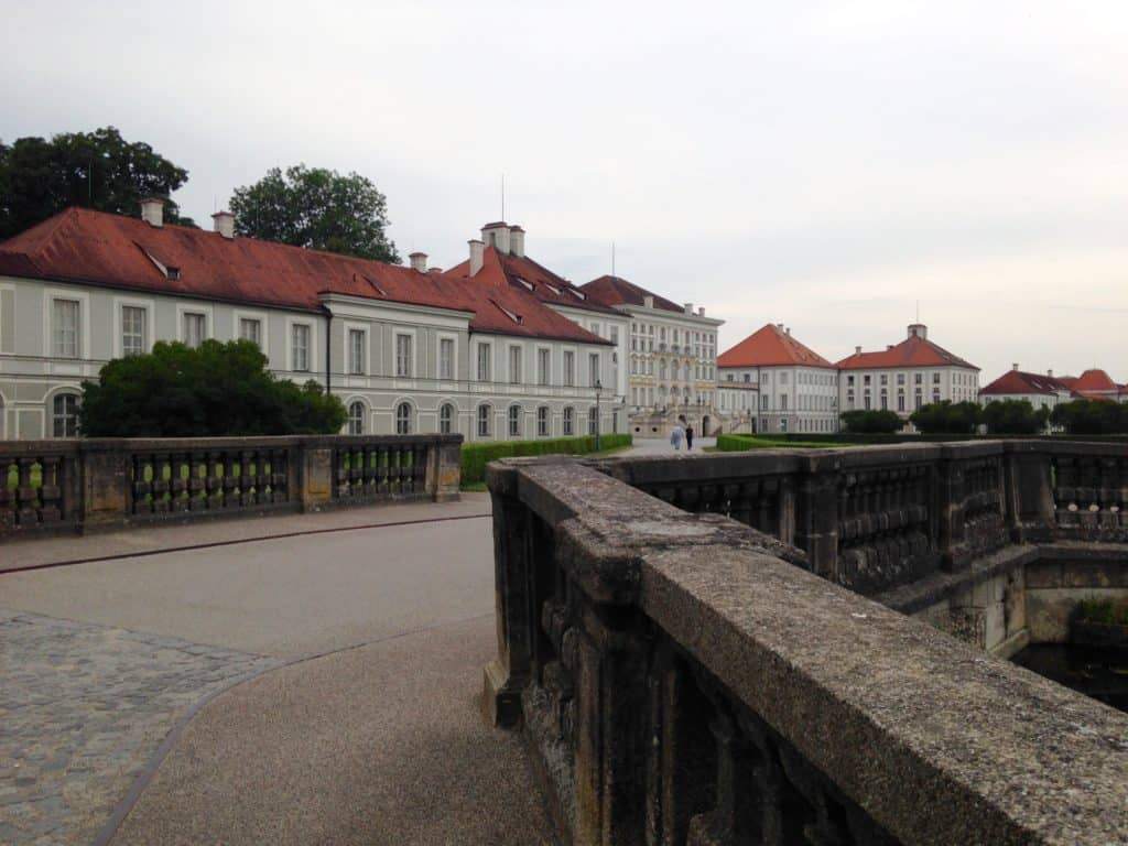 best places to visit in Munich - Nymphenburg Palace complex
