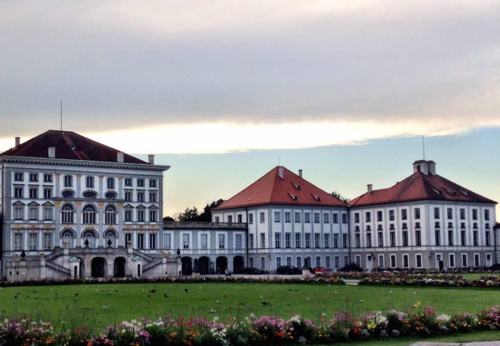 Munich top attractions - Nymphenburg Palace