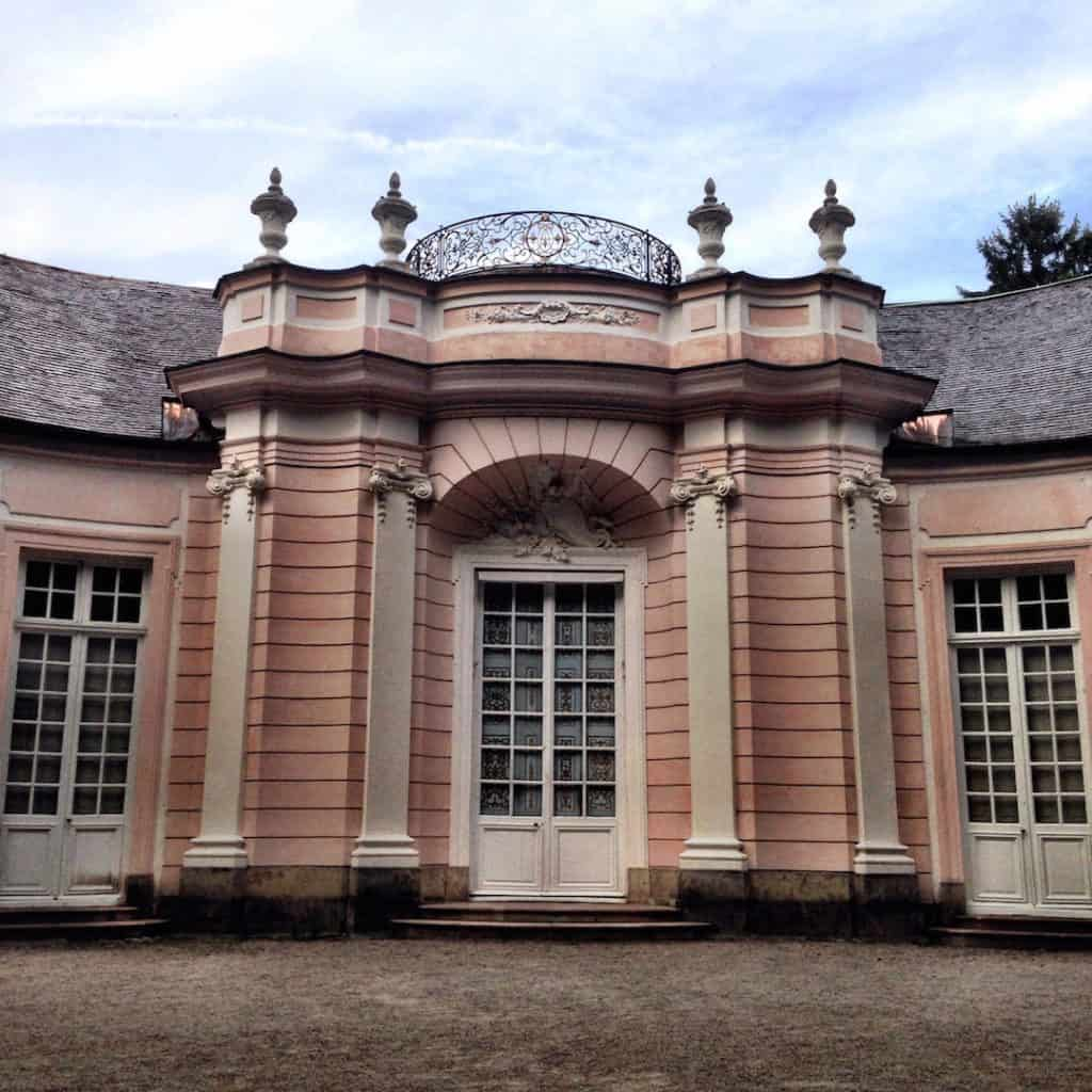 free things to do in Munich - discover the small folly buildings of Nymphenburg