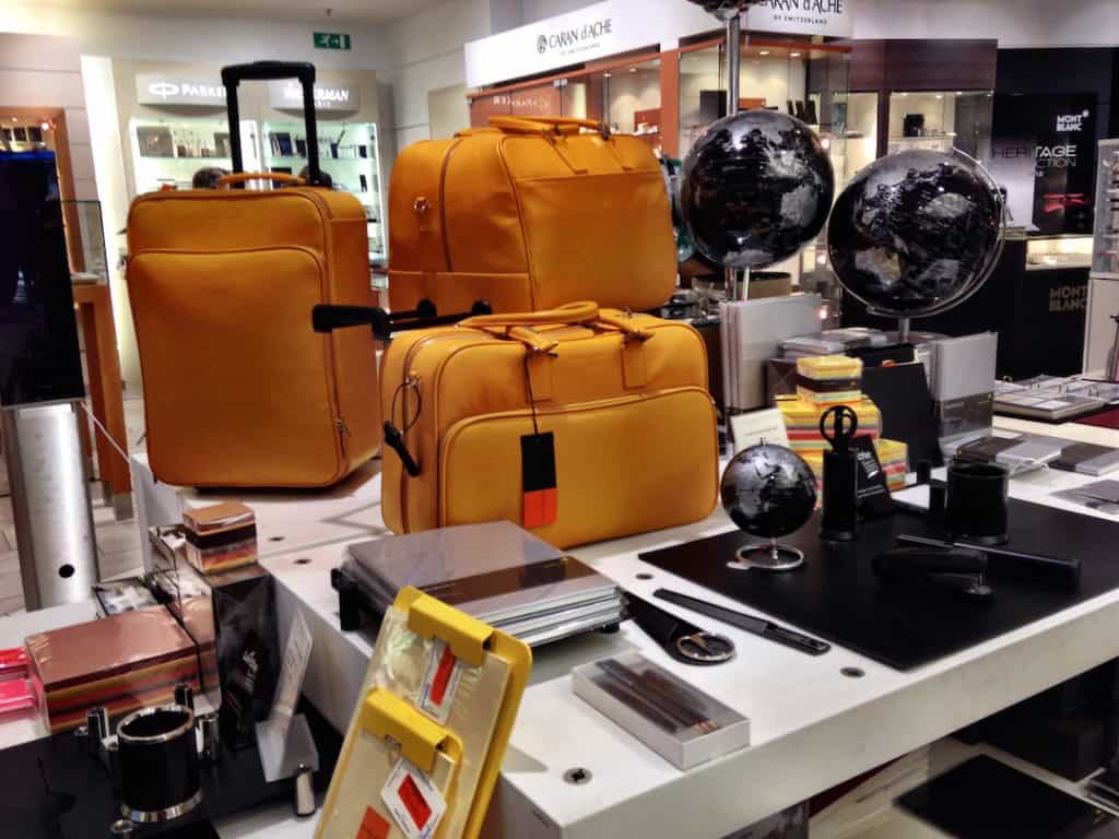 what to buy in Munich - leather goods