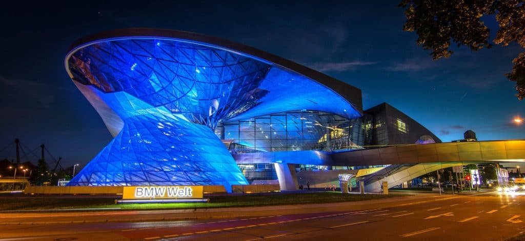 Best museums in Munich - BMW Museum