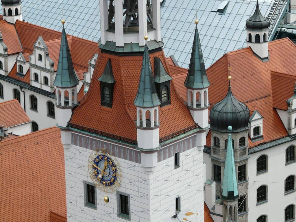 munich attractions - the Old Town Hall