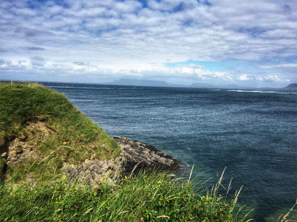 what to see in sligo: aughris head