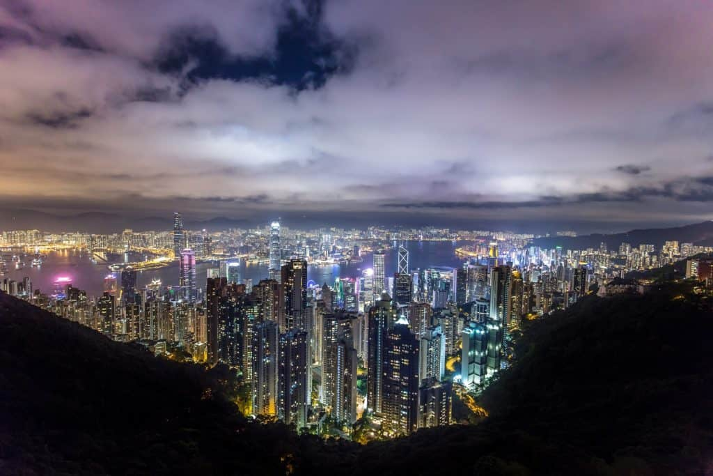 places to see in hong kong