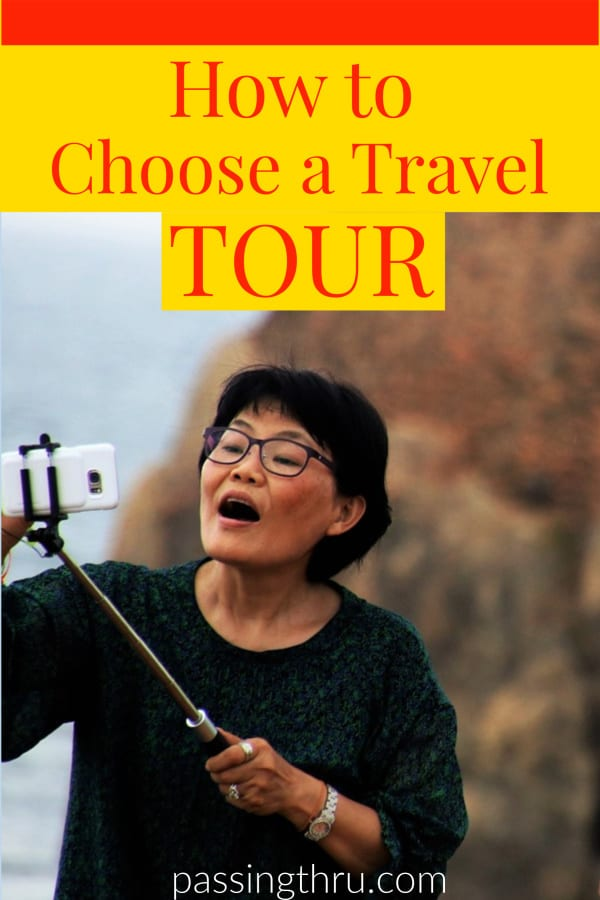 How to choose a group travel experience