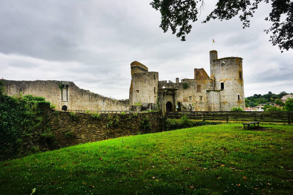 castle clisson