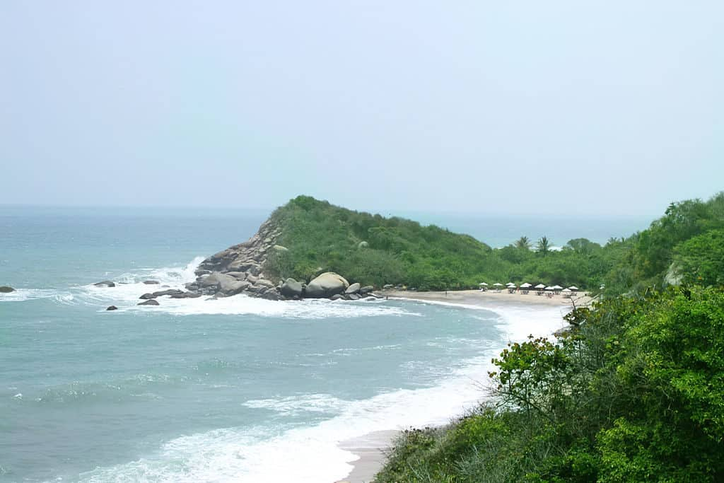 top 10 things to do in cartagena colombia - tayrona national park