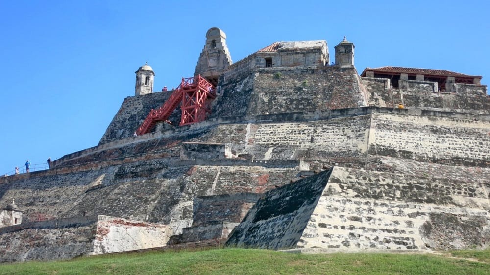 places to visit in cartagena colombia - bastion cartagena