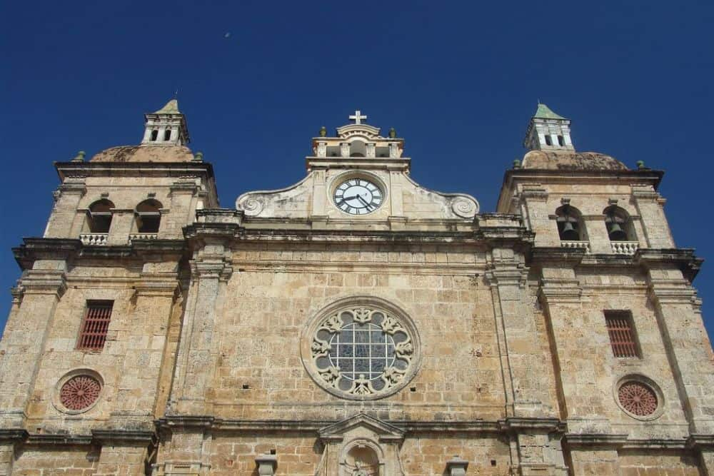 top things to do in cartagena colombia - san pedro claver church