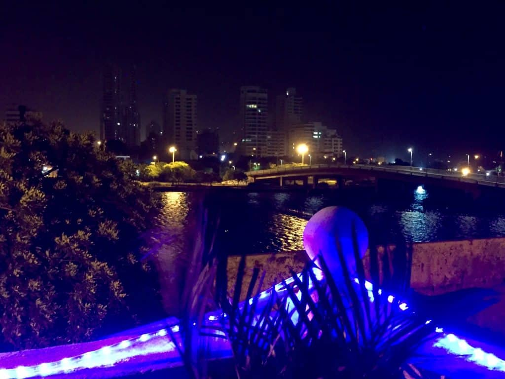 best time to visit cartagena colombia - nights are windy all year round