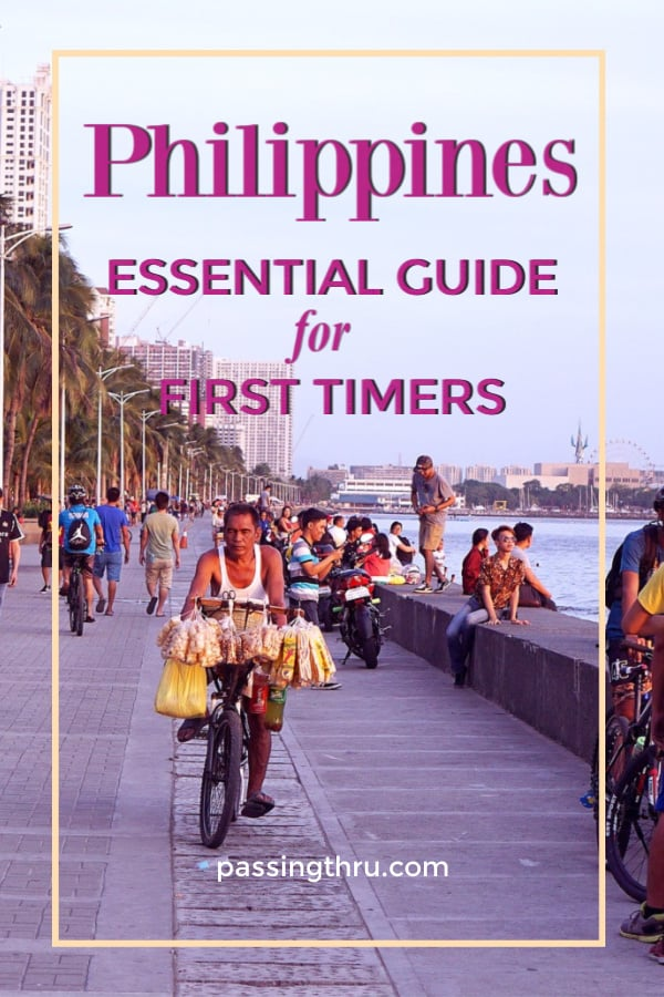 Philippines Travel for Beginners