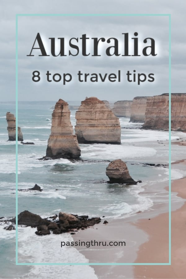 Planning a trip to #Australia? See 8 #trraveltips to make the most of your visit #downunder!