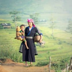 Ways to Travel from Hanoi to Sapa