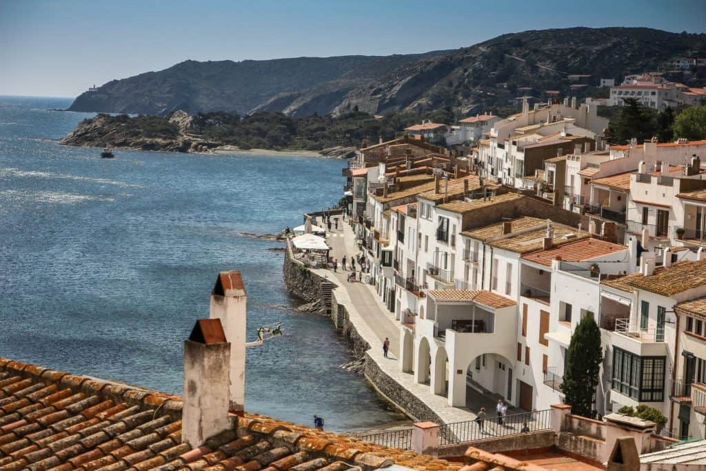 day trips while in barcelon: cadaques