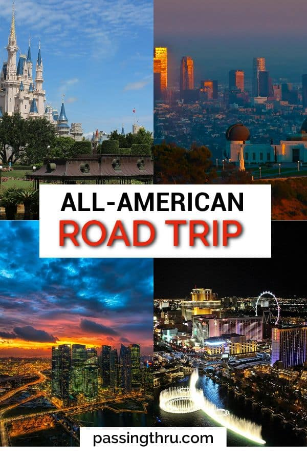 Spectacular Locations For An All-American Road Trip