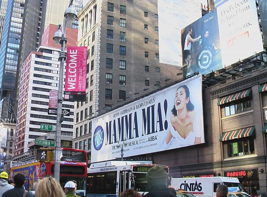 see a broadway show during your weekend in NYC